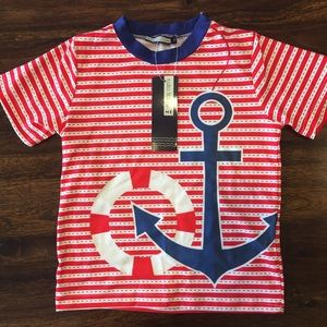 Other - NWT - Boys - Swimshirt - Size 3T